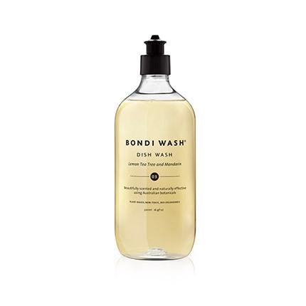 BONDI WASH 柠檬茶树&柑橘碗盘清洁液